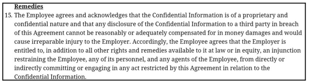 Non Disclosure For Employees Essentials You Need To Know Everynda