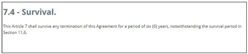 7 Contract Termination Agreement Template – Contract Termination Agreement