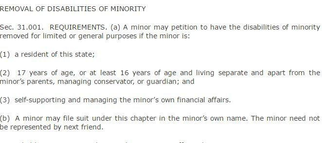 parental consent for dating a minor in california