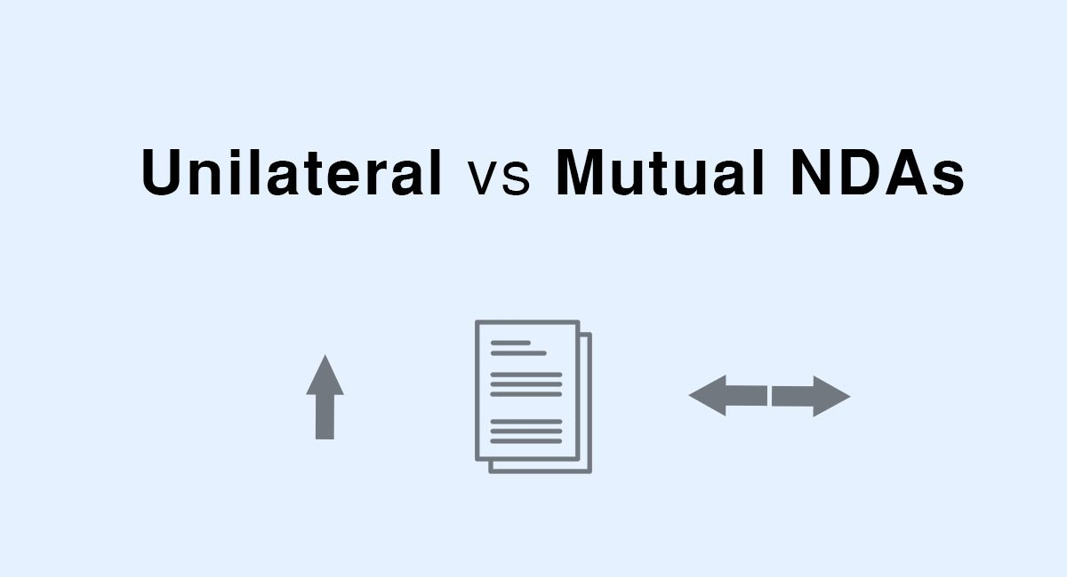 Unilateral vs mutual ndas everynda unilateral vs mutual nda agreements platinumwayz