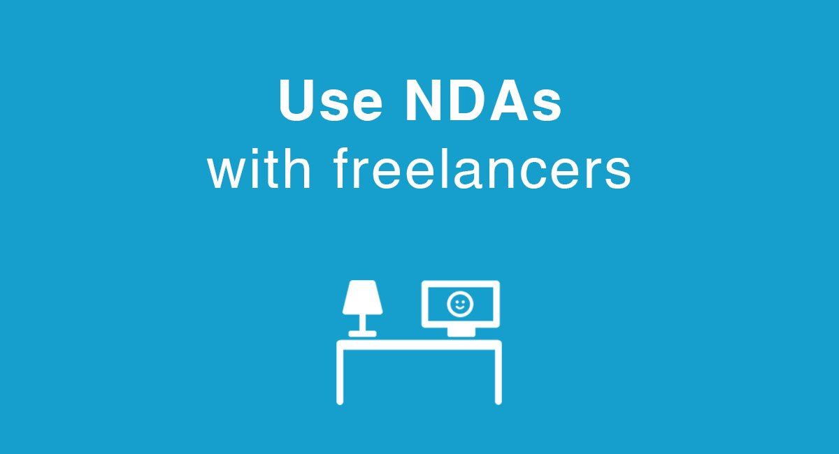 Use Ndas With Freelancers  Everynda