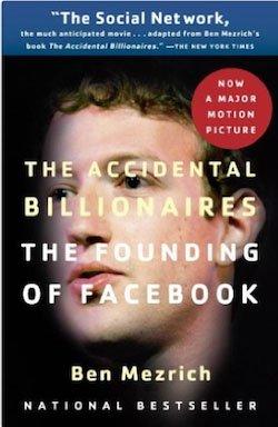 Book cover: Accidental Billionaires