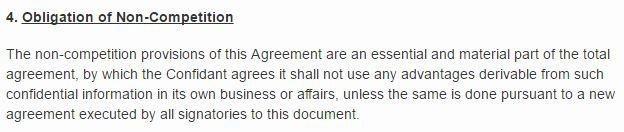 NDA agreements don't work in China, but NNN agreements do ...